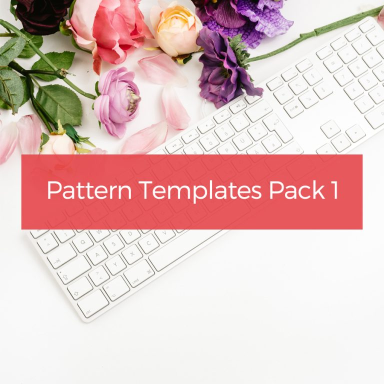 Pattern Templates 1