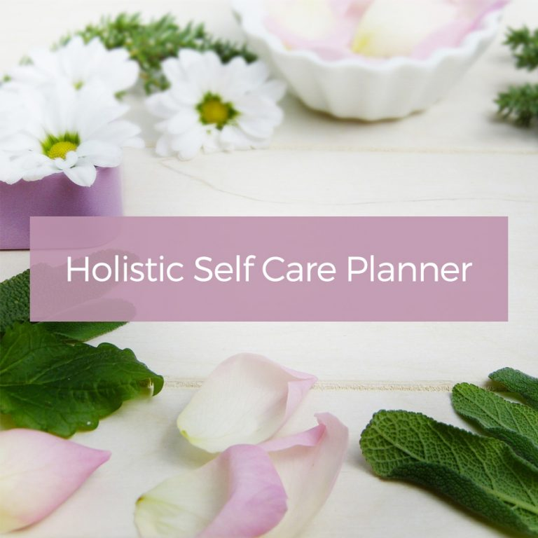 Holistic Self Care