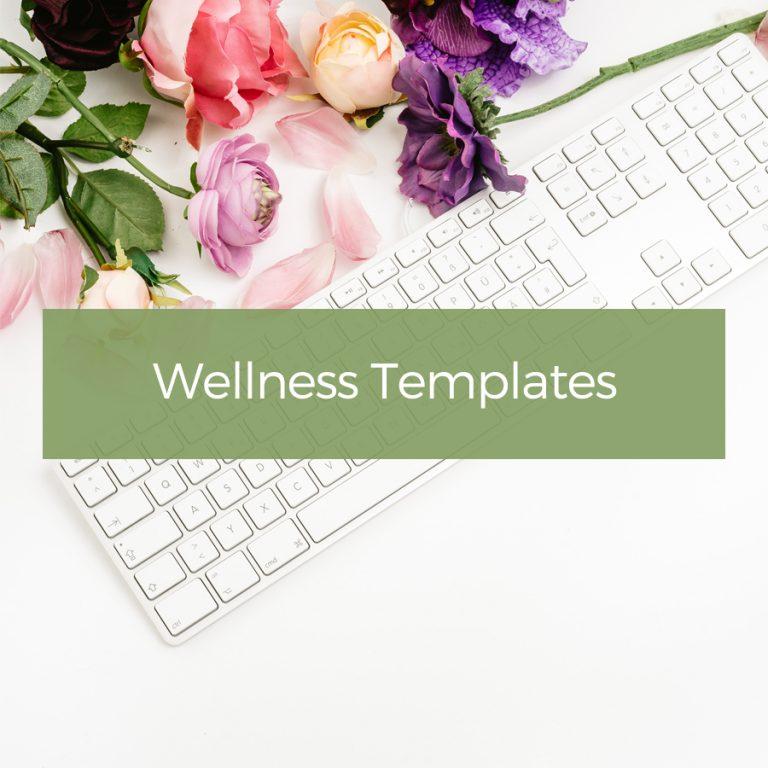 Wellness Journal Templates