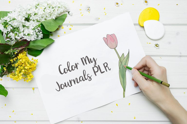 Color My Journals PLR