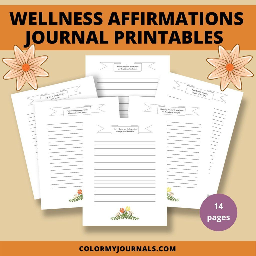 wellness affirmations